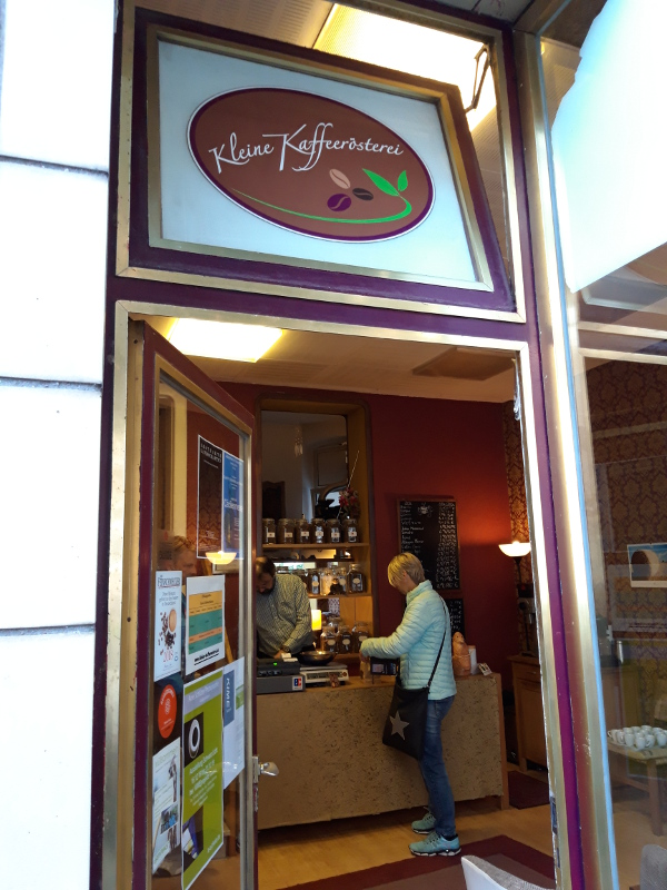 Kieler Kaffeerösterei