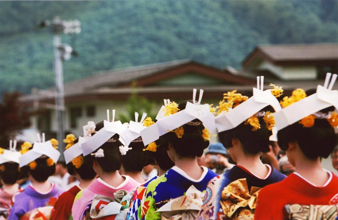 Tajima Gion Festival, Fukushima