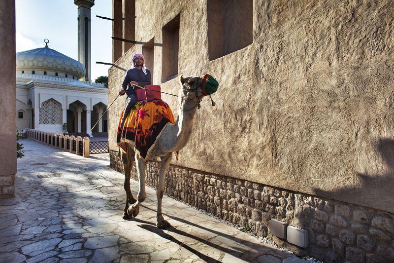 Historischer Stadtteil Al Fahidi