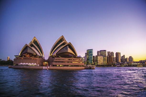 Sydney Opera                                                                                                        © Tourism Australia
