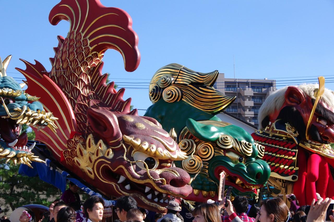 Karatsu Kunchi Festival, Saga, Kyushu