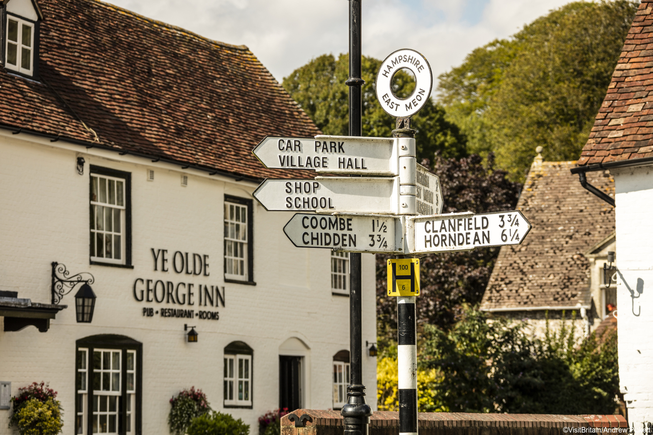 East Meon, Hampshire