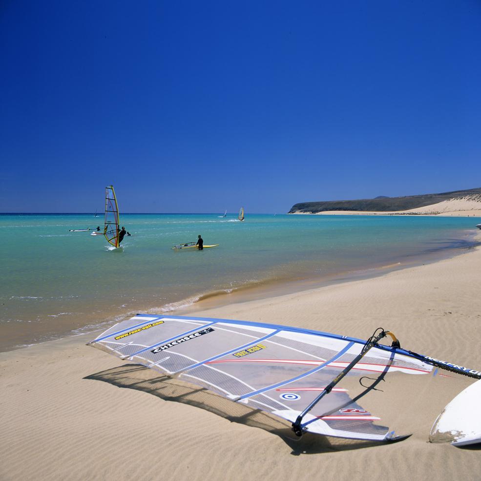 Playa de Jandia, Fuerteventura