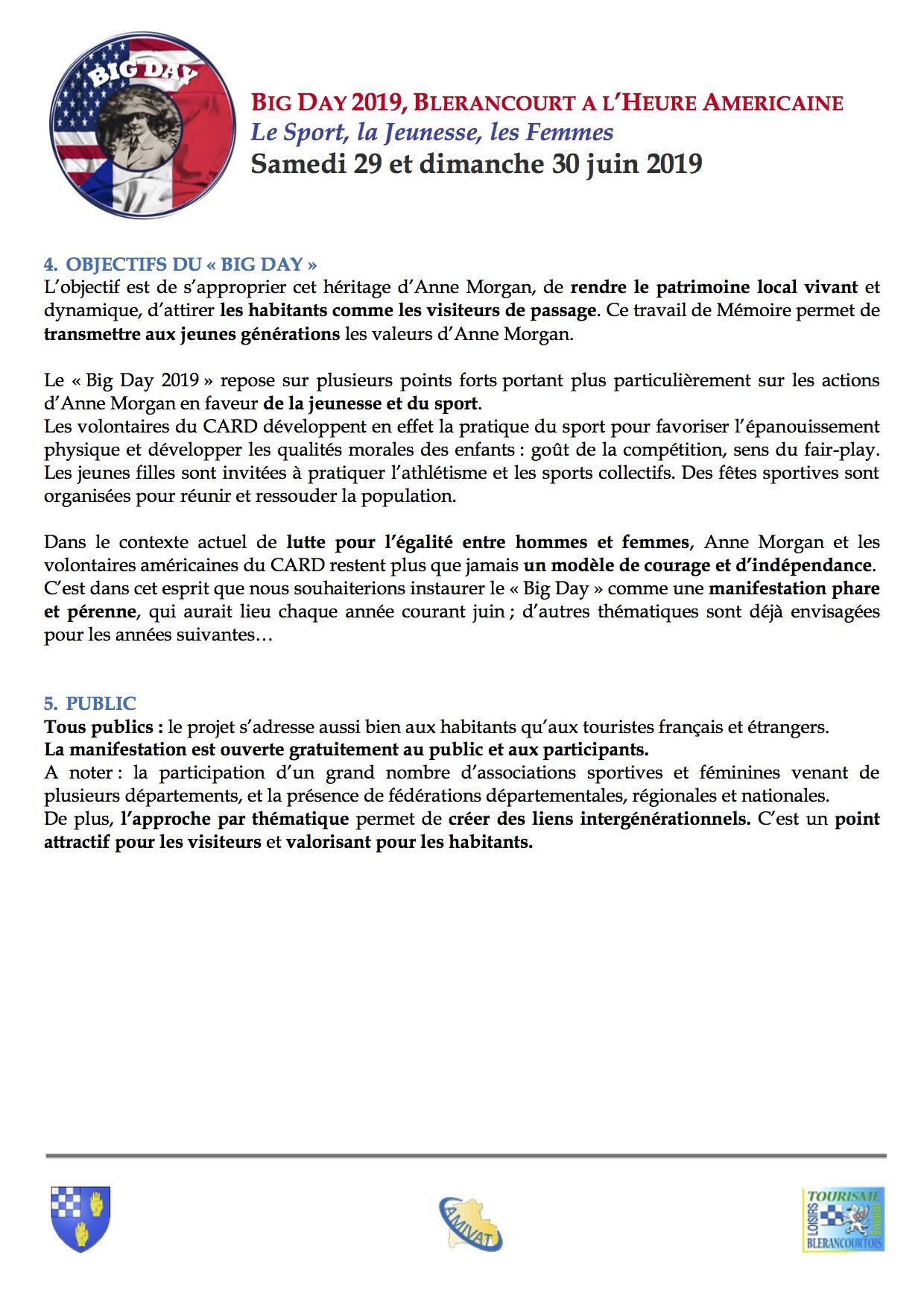 Dossier de Presse & de Sponsoring page 3