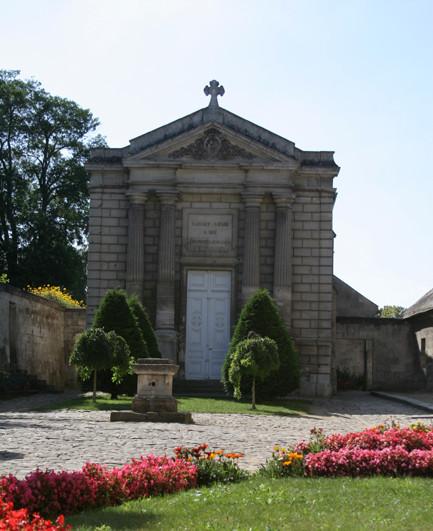 Hôtel de Fourcroy / la Chapelle
