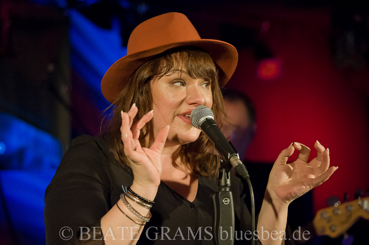 Williamsburgh - 08.02.2019 - Musicstar Norderstedt