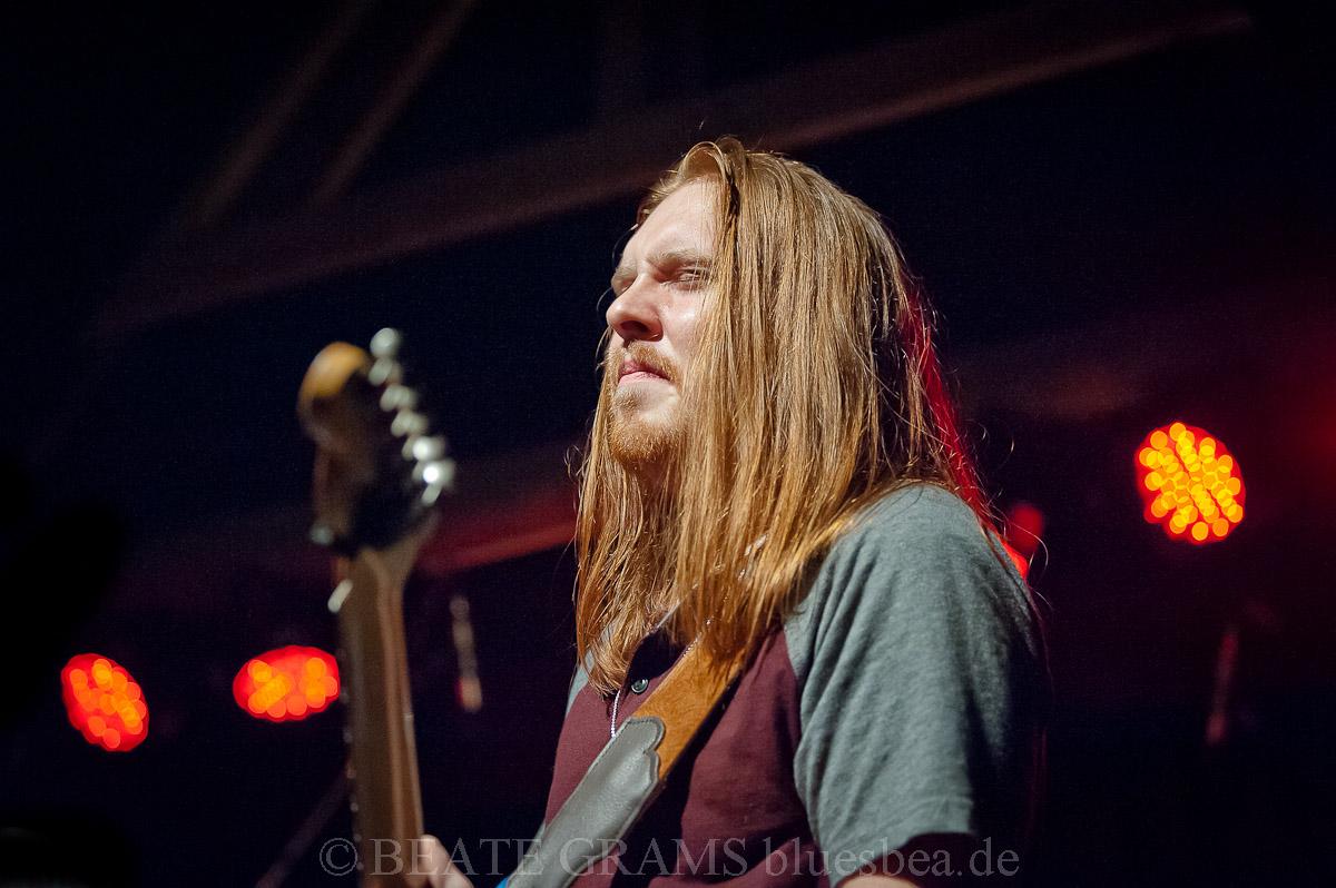 Bernard Allison & Band - 11.01.2019 - Gerd's Juke Joint Joldelund