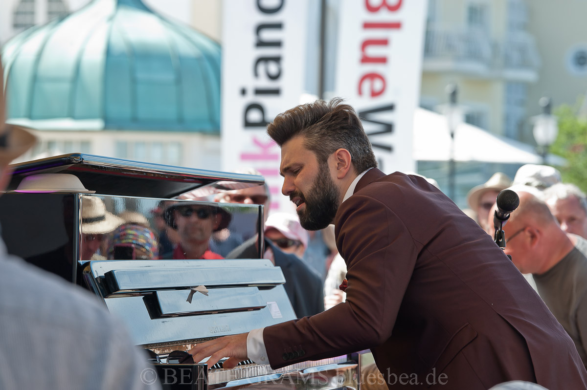 Smooth Gentlemen - BlueWaveFestival Binz 2019