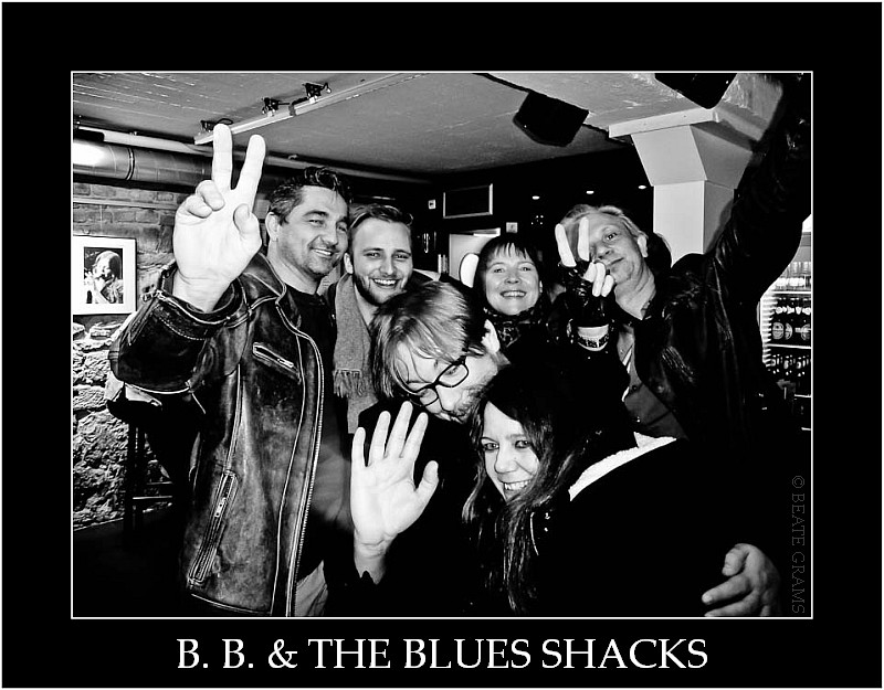 B. B. & The Blues Shacks Hildesheim Bischofsmühle