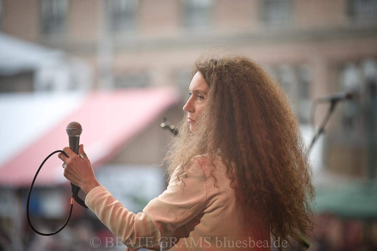 Magda Piskorczyk & The Modern Boogie Woogie Duo - Kieler Woche Blues Nacht 2019