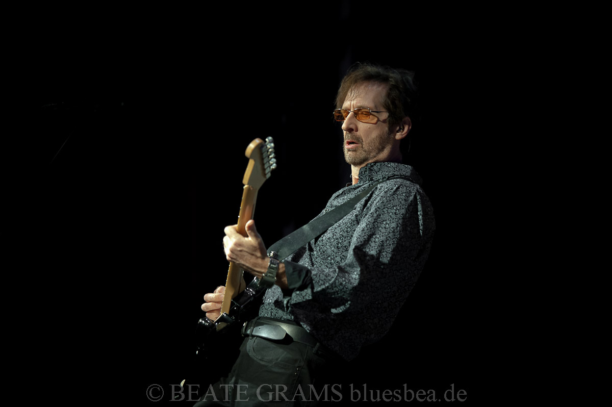 Cliff Stevens Band - 28.02.2020 Savoy Bordesholm