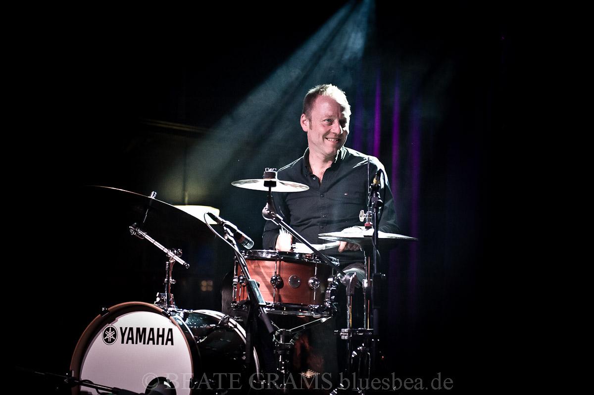 Dave Goodman & Groove Minister - 15.02.2019 Downtown Bluesclub Hamburg