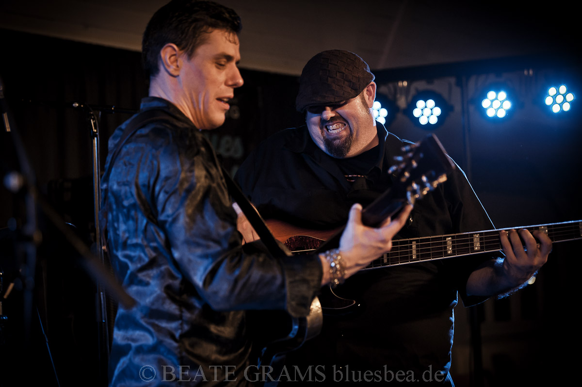 Nick Schnebelen & Band - 26.10.2019 HamburgBluesNights
