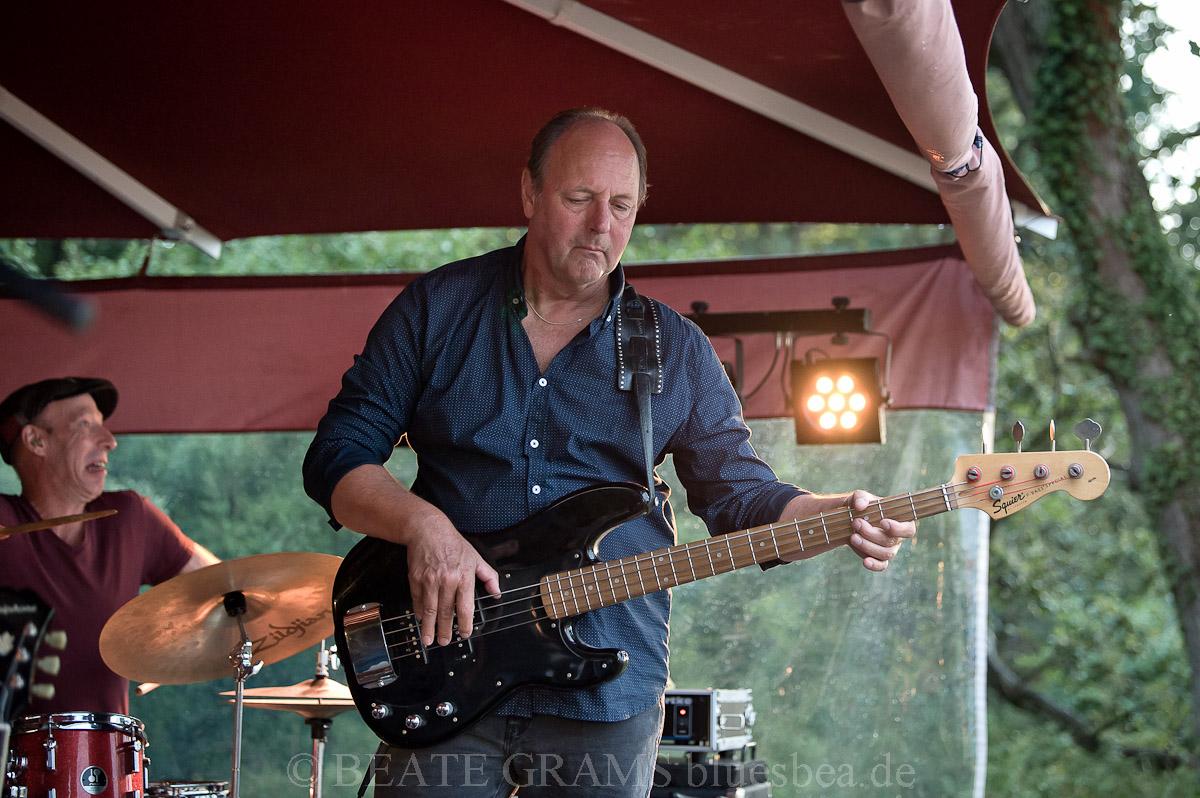 Robbert Fossen Band - 20.07.2019 BBFN Hohwacht