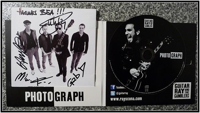 Cover-Foto & CD-Foto: © BEATE GRAMS