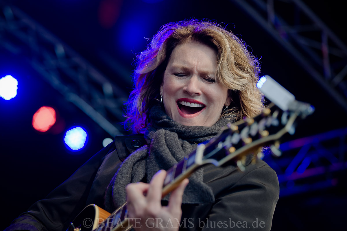 Lisa Mills (USA) - BluesBalticaEutin 2019