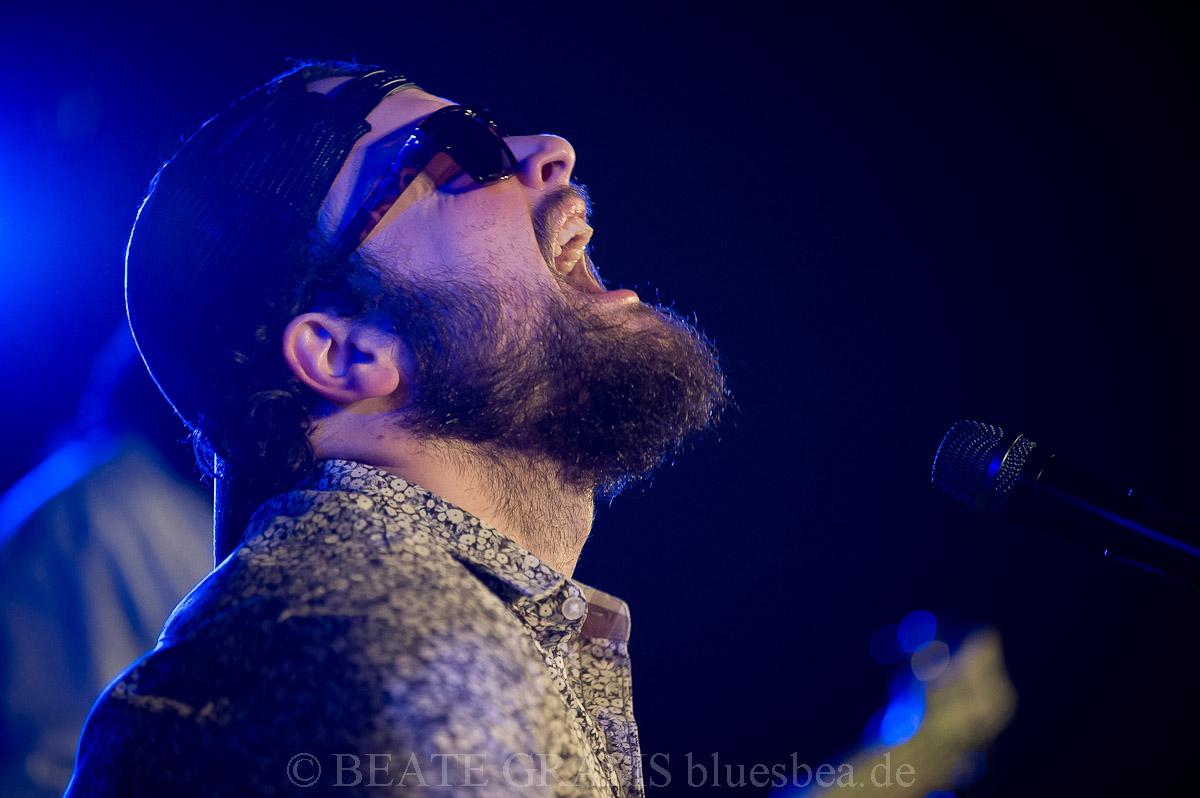 Victor Wainwright & The Train - 25.10.2019 HamburgBluesNights