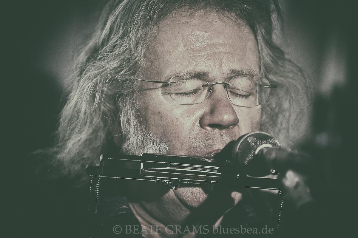 Bernd Rinser - Club 68 Kiel - März 2019