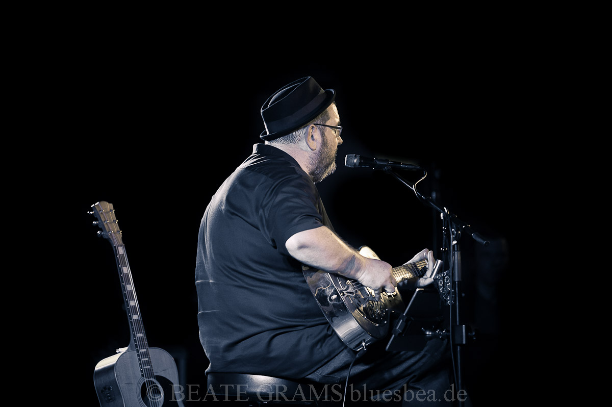 Michael van Merwyk - 25.10.2019 Hamburg Blues Nights