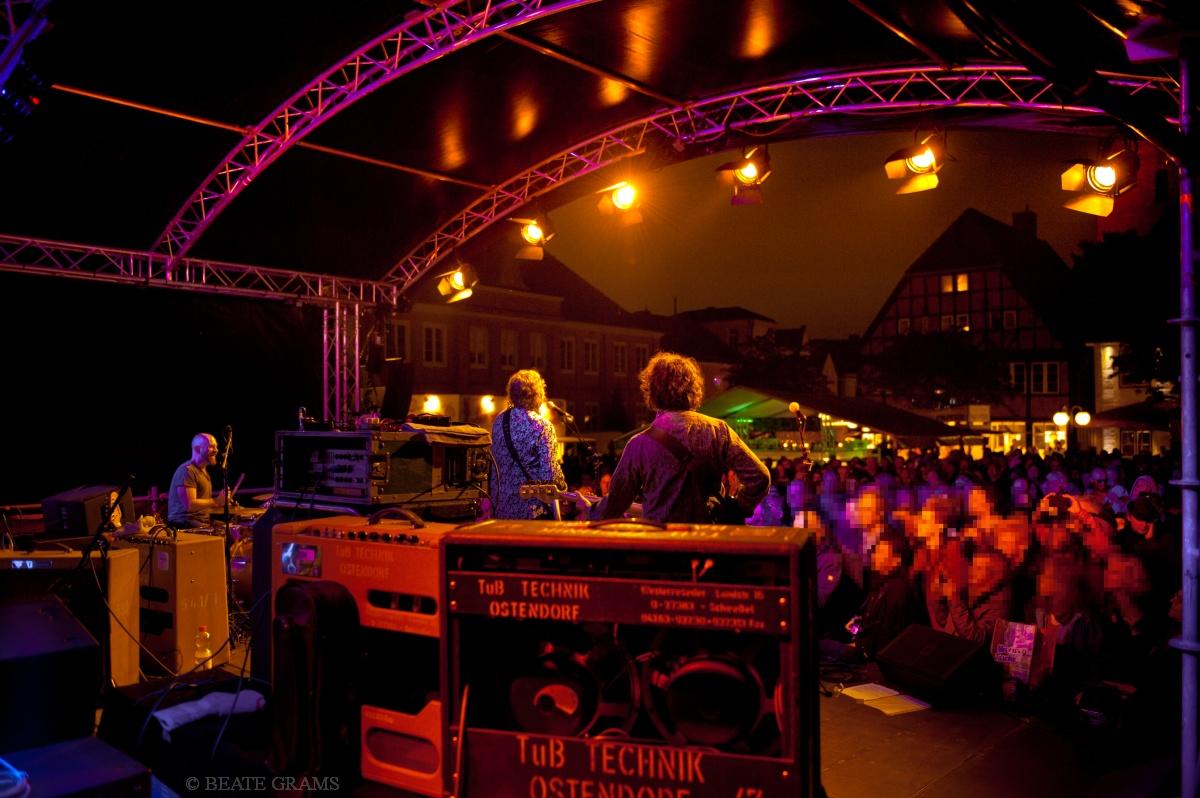 Sean Chambers Band (USA) - BluesfestivalEutin 2019