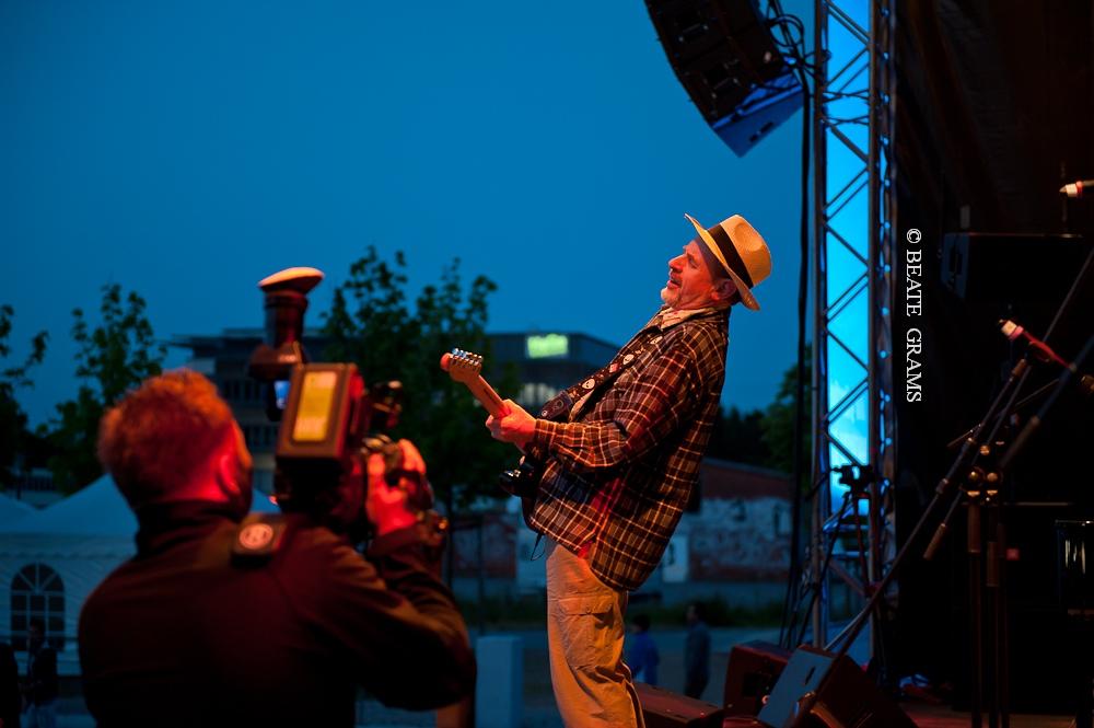 3. KIELER WOCHE BLUES NACHT 23.06.2013 Hörnbühne