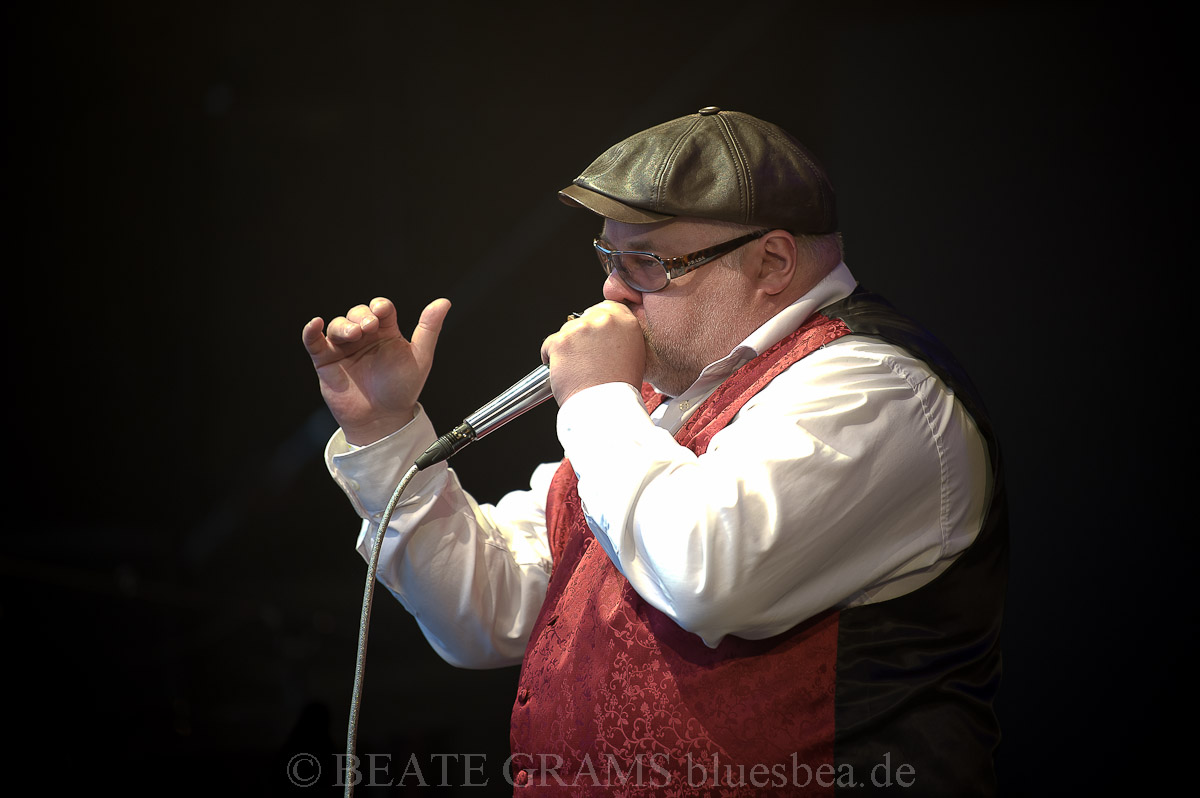 Chris Kraamer & Beatbox 'n' Blues - Kieler Woche Blues Nacht 2019