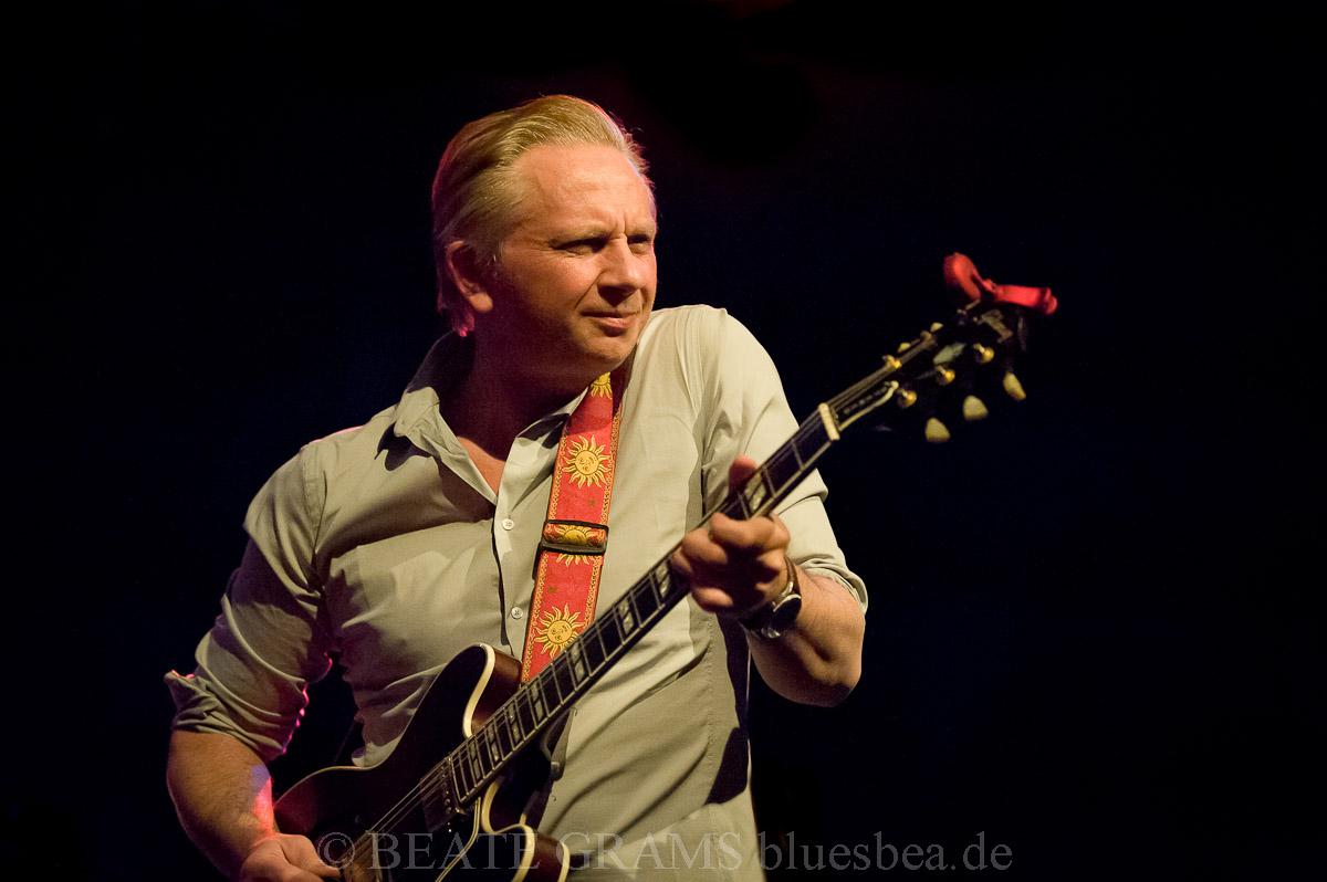 B.B. & The Blues Shacks - 22.02.2019 Räucherei Kiel