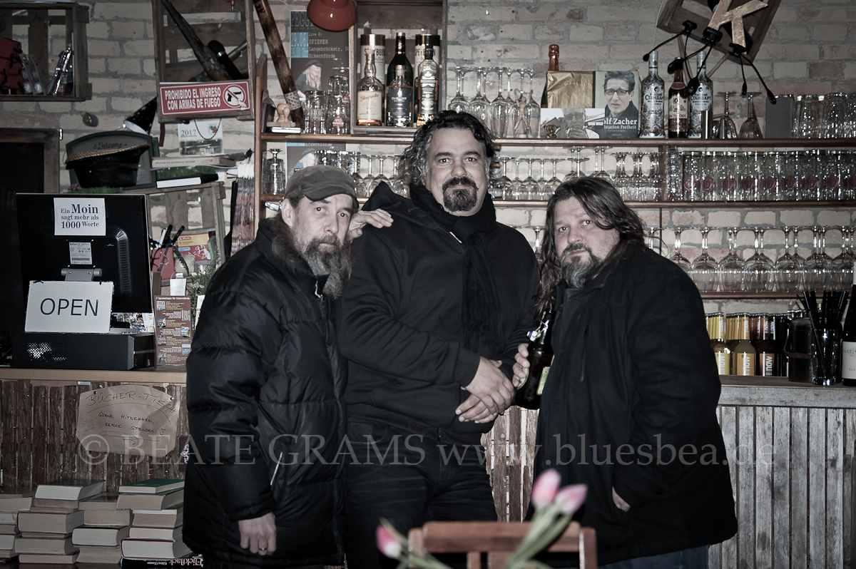 Michael Vdelli & Friends - 14. März 2018 - Spieker Eckernförde
