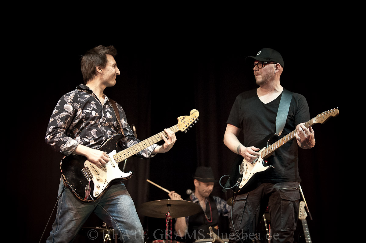 The Mojo Makers - 29.03.2019 Savoy Bordesholm