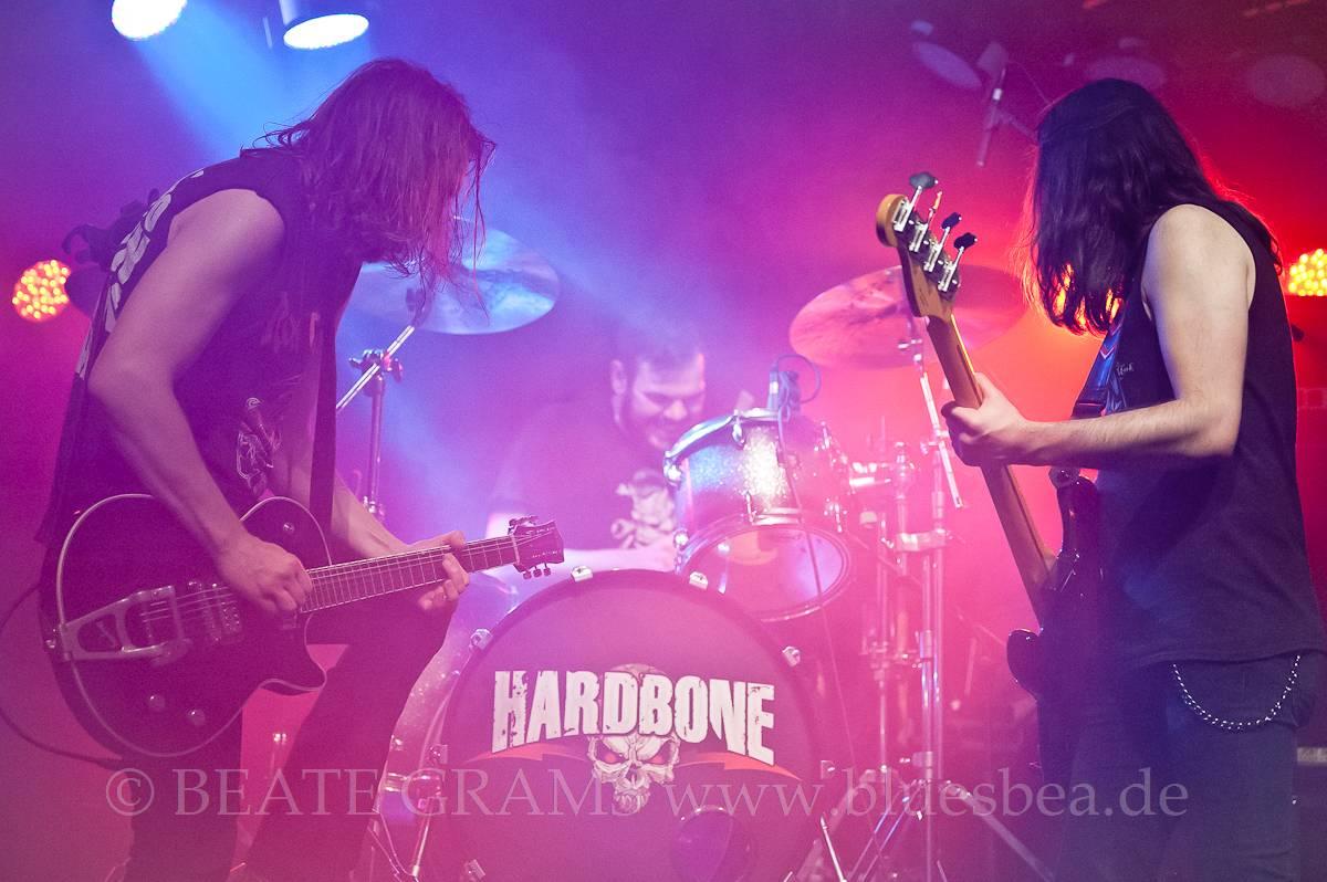 HARDBONE - Januar 2018 - Gerd's Juke Joint, Joldelund