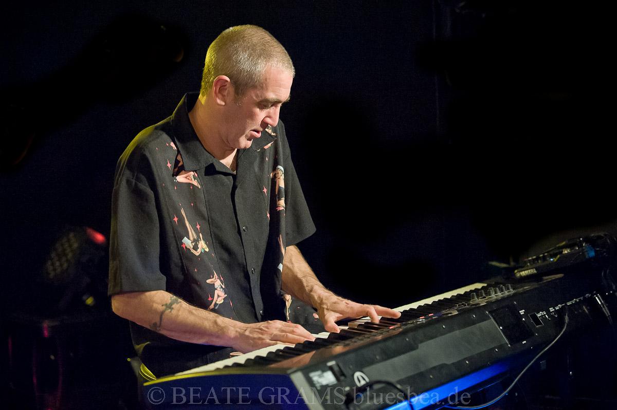 Neal Black & The Healers - 16,04,2019 - Musicstar Norderstedt