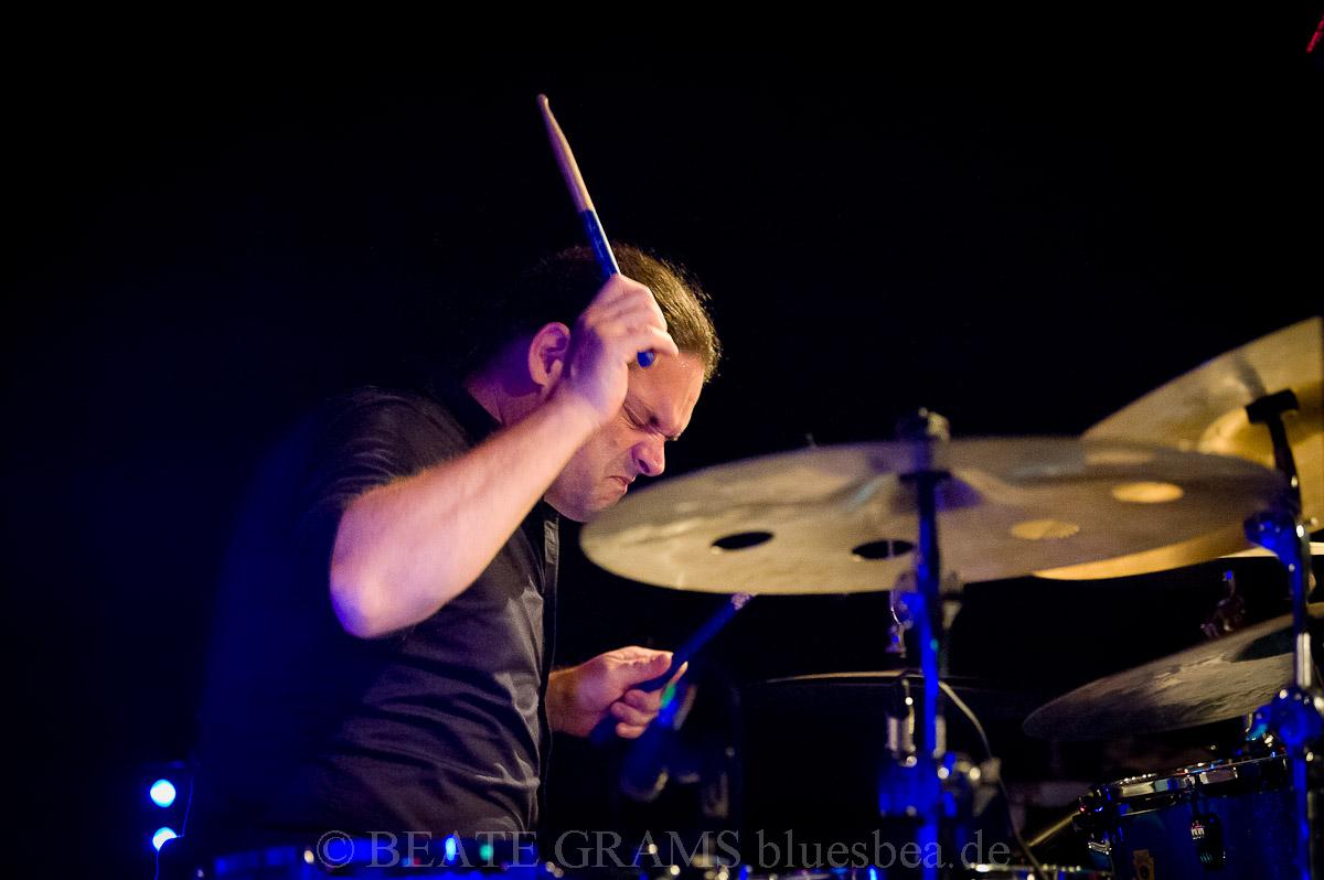 """Julian Sas & Band """"Stand Your Ground Tour 2019"""" - 22.09.2019 Kiel Räucherei"""