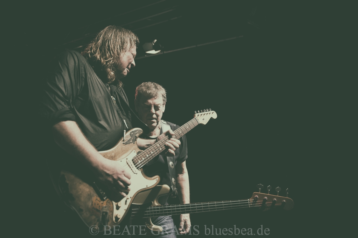 Band of Friends - 27.04.2019 Räucherei Kiel