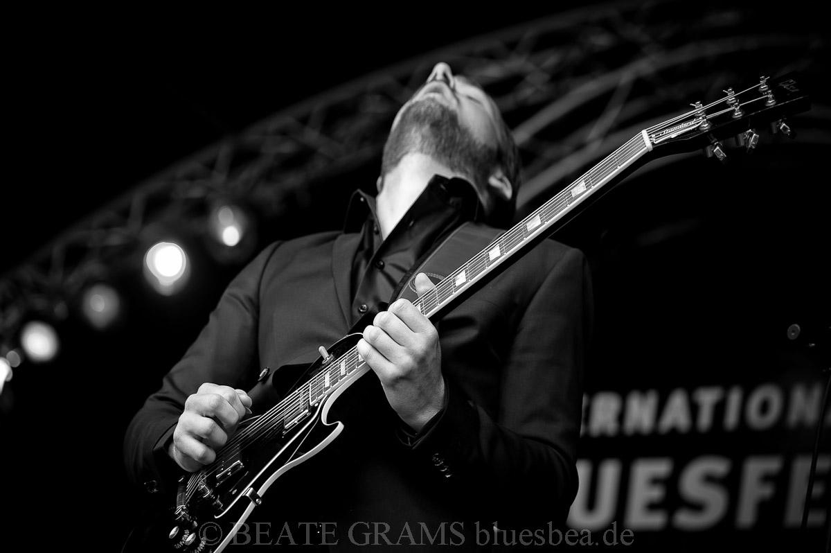HM Johnsen (N) - 29. BluesBaltica/Bluesfest Eutin - 19.05.2018
