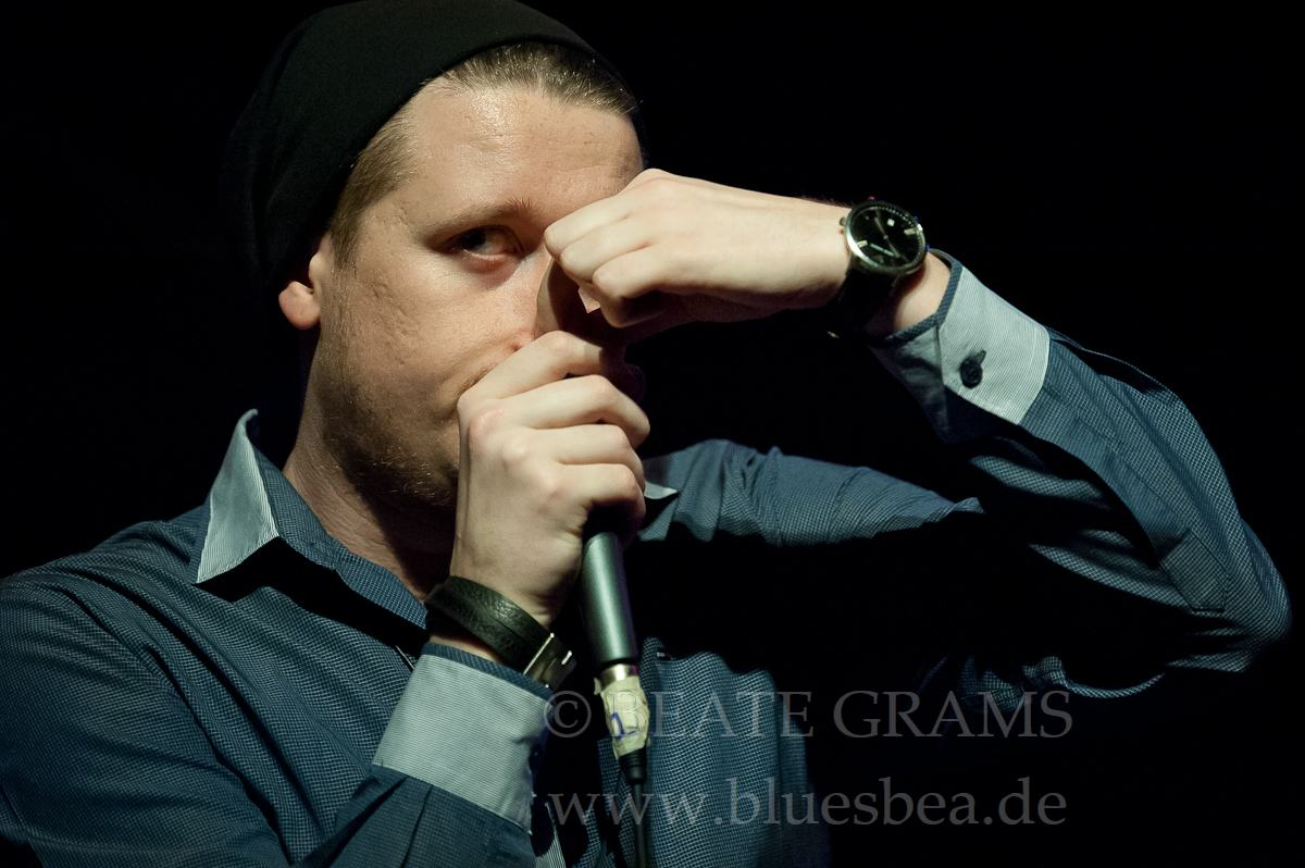 Chris Kramer & Beatbox 'n' Blues - 27.01.2018, Räucherei Kiel