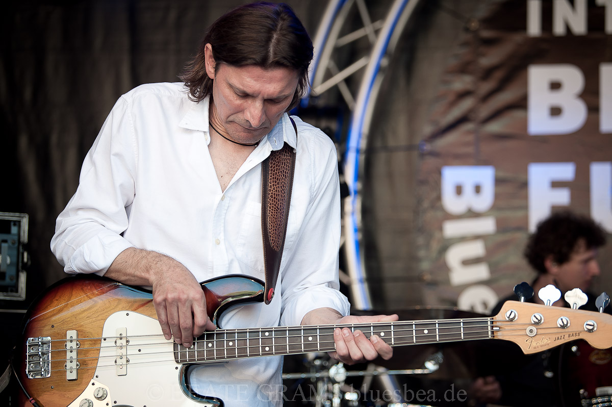 Jan Galach Band - BluesBalticaEutin 2019