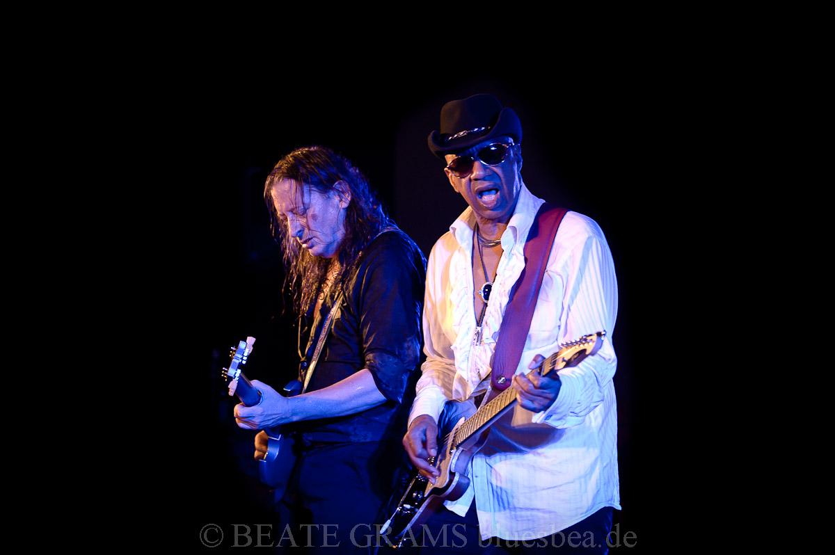 Malone Sibun Band - 26.10.2019 Hamburg Blues Nights