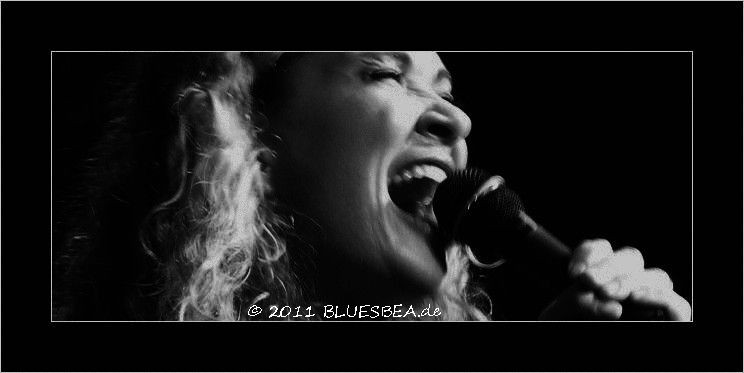 Dana Fuchs Band - 02. Oktober 2011, Downtown Bluesclub Hamburg