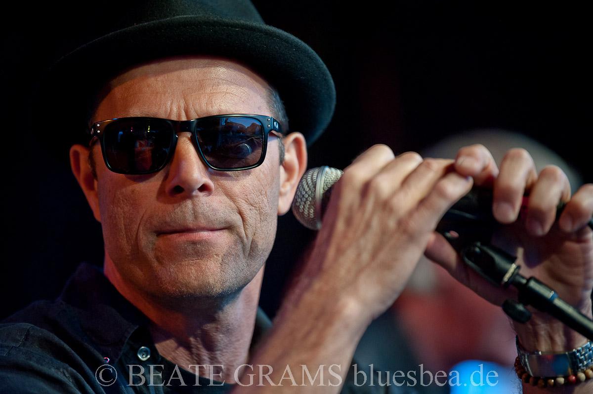 Paragraph 8ight (DK) - 29. BluesBaltica/Bluesfest Eutin 20.05.2018