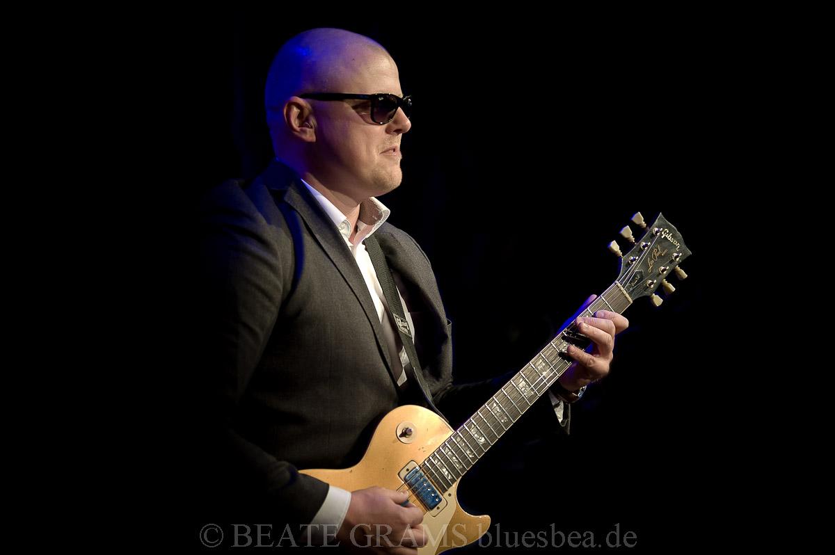 Latvian Blues Band - BluesBalticaEutin 2019