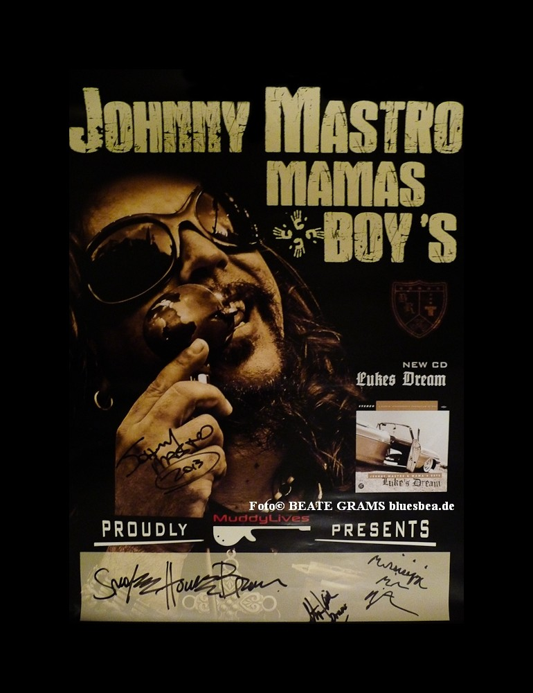 JOHNNY MASTRO & MAMAS BOY'S