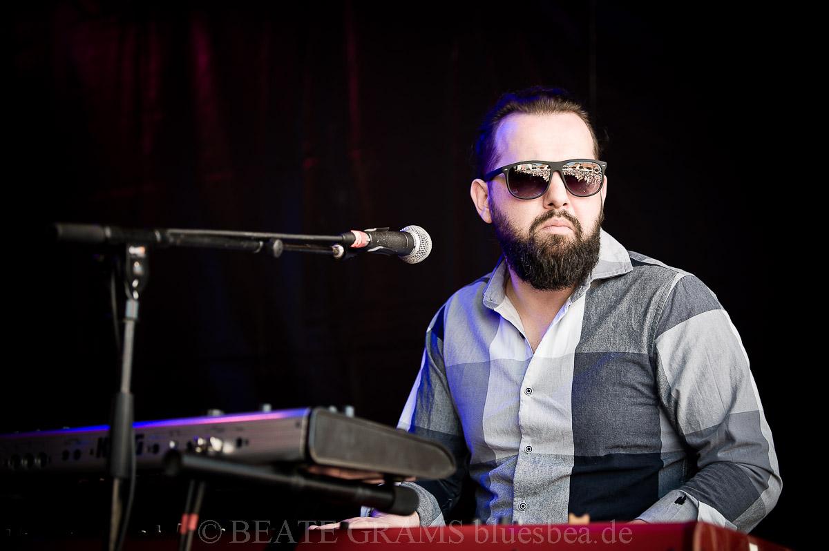 Jan Galach Band - BluesBalticaEutin 2019