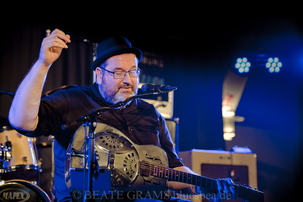 Michael van Merwyk - 25.10.2019 Hamburg Blues Nights