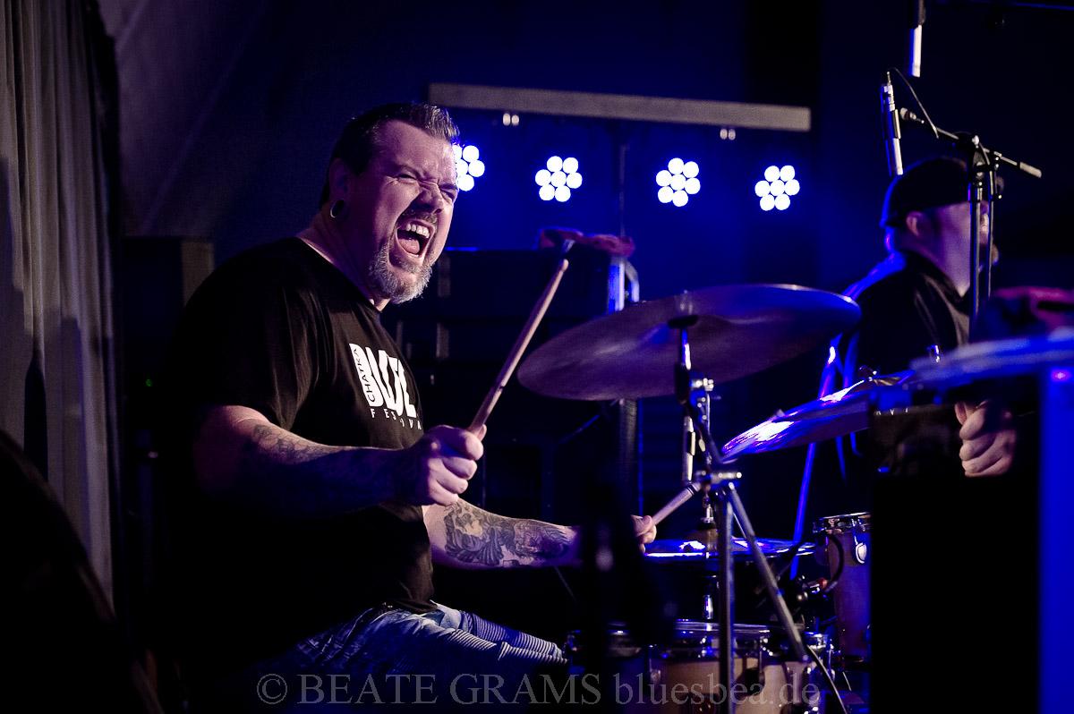 Nick Schnebelen & Band - 26.10.2019 HamburgBluesNights