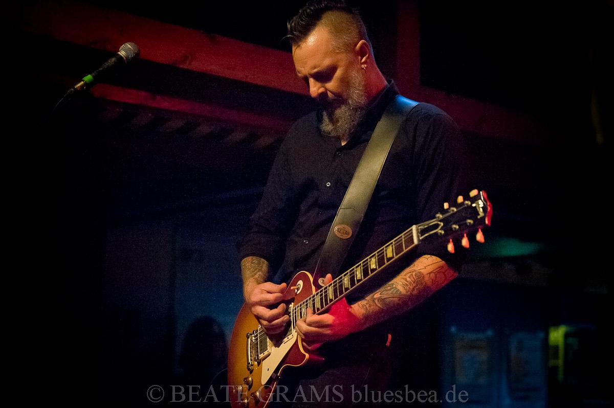 Jessy Martens & Band - 05.10.2019 Räucherei Kiel