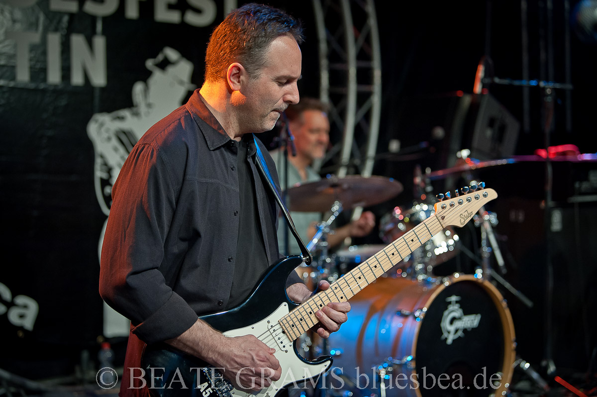 Altered Five Blues Band-USA - 29. BluesBaltica/Bluesfest Eutin 19.05.2018