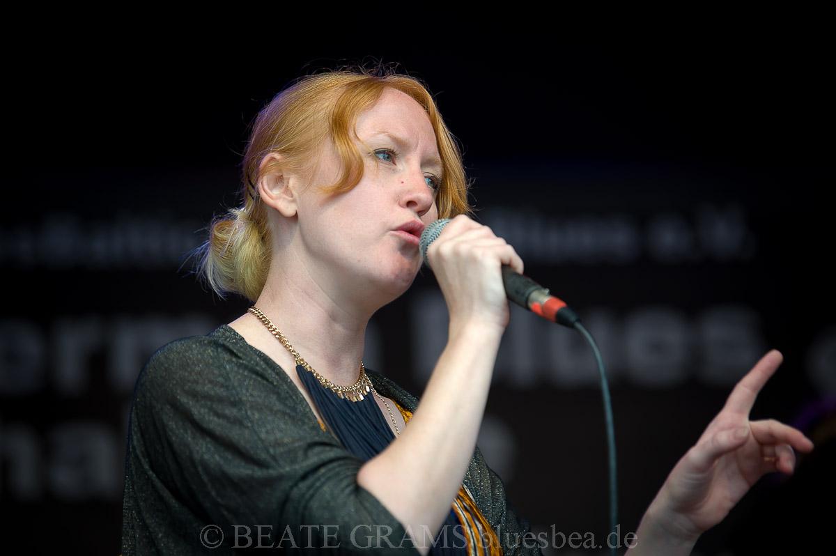 Chloé Watkinson Band (CDN) - GBC / GBA 2019 BalticBlues Eutin