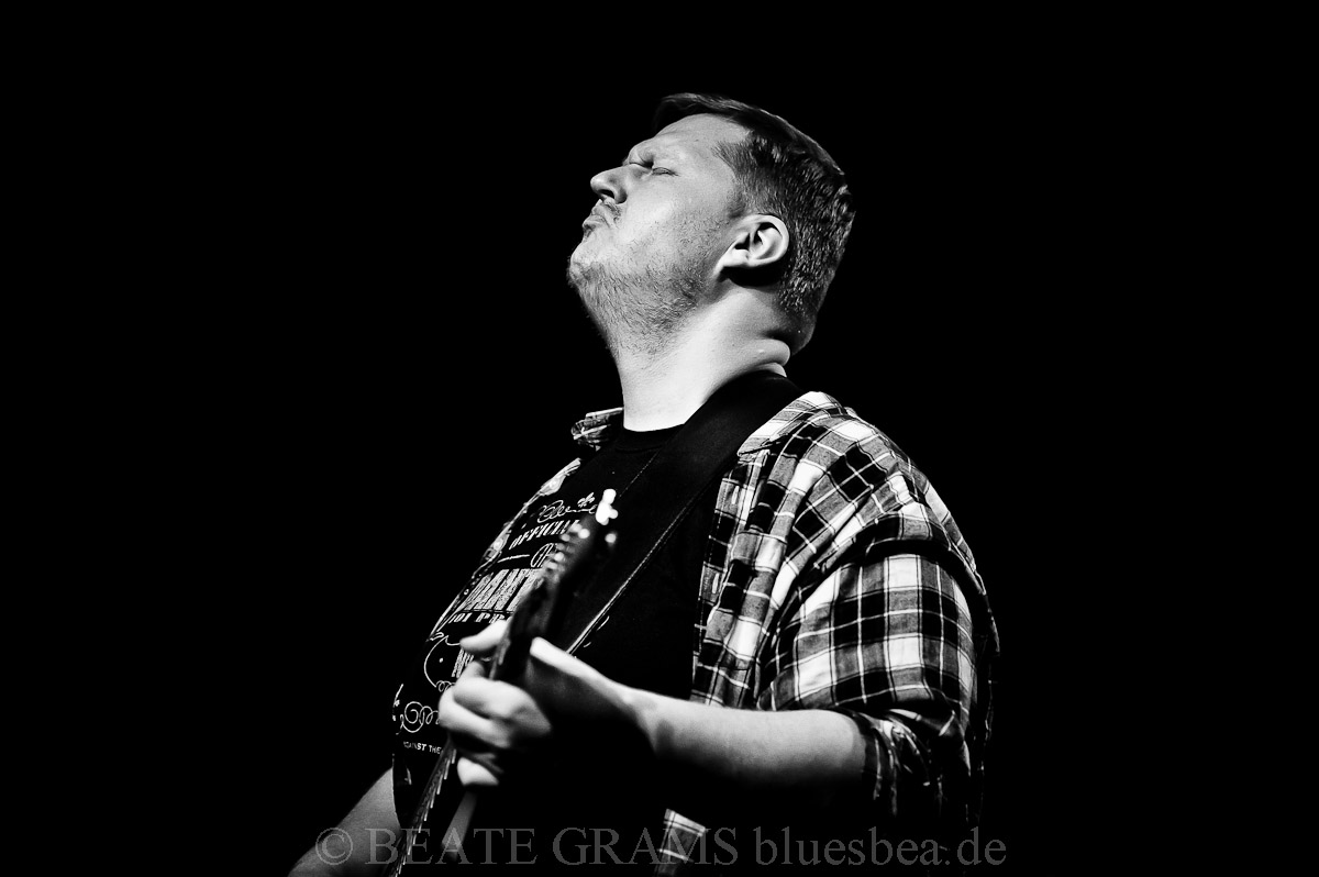 The Danny Giles Band - 19.10.2019 Räucherei Kiel
