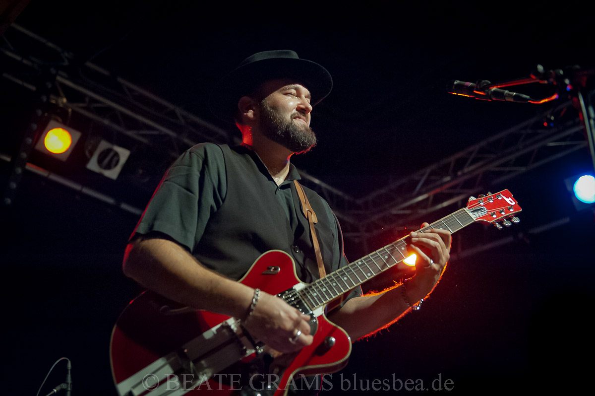 Big Daddy Wilson & Band - 23. September 2018 - Räucherei Kiel