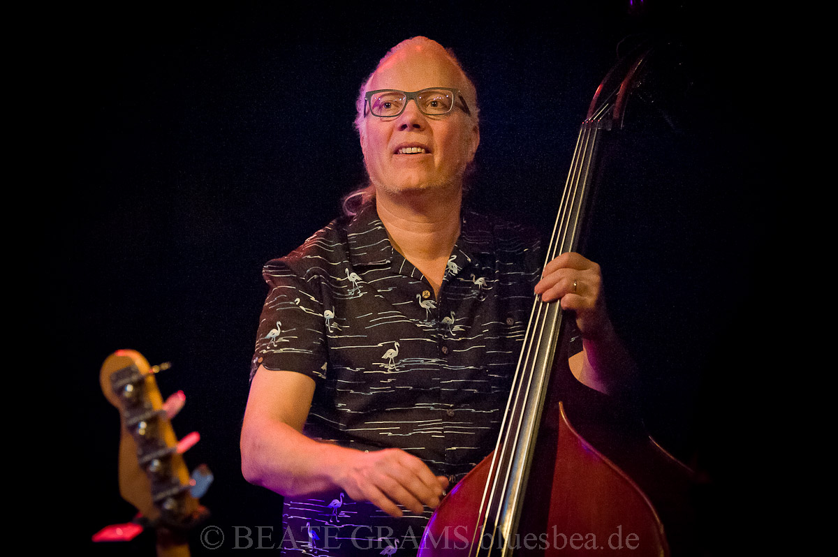 B.B. & The Blues Shacks - 22.02.2019 Räucherei Kiel